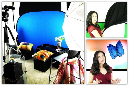 How to Choose Your Online Video Background for Your Video Presentations Studio with Bianca Te Rito 1