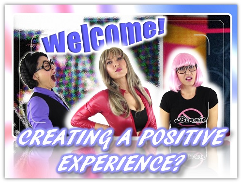 How to Create a Positive Viewer Experience With Your Video Presentation by Bianca Te Rito STEBIAN.com Video Presentation Coaching 1