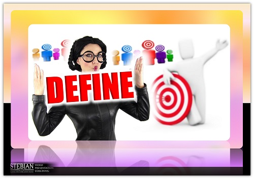 How to Define Your Target Audience for Your Video Presentations STEBIAN.COM with Bianca Te Rito 500a