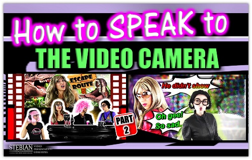 STEBIAN Video Presentation Coaching with Bianca Te Rito_How to Speak to the Video Camera