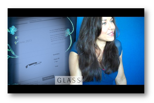 Google Glass Purchase with Bianca Te Rito