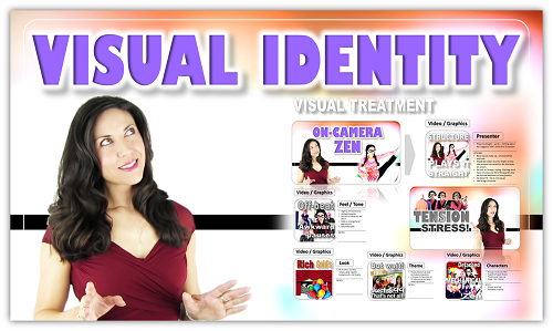 Develop a Visual Identity in your Video Presentations STEBIAN.com Video Presentation Coaching with Bianca Te Rito master