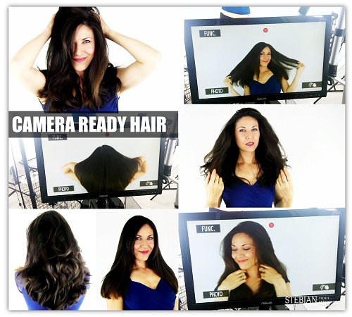 Look Great on Video. How to Get your Hair Camera Ready for Men and Women STEBIAN.com Video Presentation Coaching with Bianca Te Rito _Article