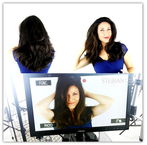 Look Great on Video. How to Get your Hair Camera Ready for Men and Women STEBIAN.com Video Presentation Coaching with Bianca Te Rito _Complete