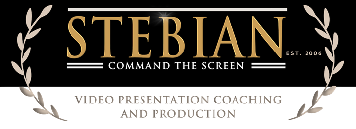 STEBIAN.com • Video Presentation Coaching • Production
